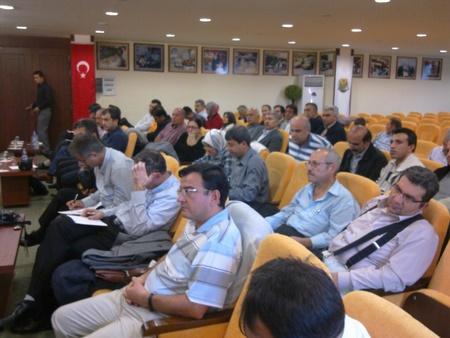 9.10.2010'da Yapılan GİTO (Güney İlleri Tabip Odaları) Toplantısı Hakkında Bilgilendirme