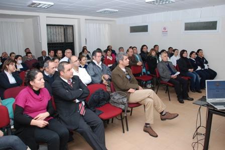 Adana Devlet Hastanesinde 663 Sayılı Kanun Hükmünde Kararname ile ilgili Konferans düzenlenmiştir.