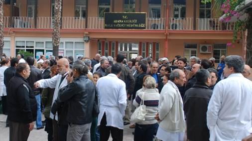 Adana – Osmaniye Tabip Odası Faaliyetlerinin Değerlendirme Raporu