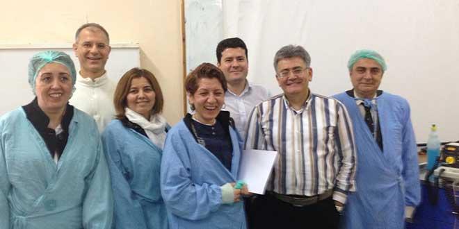 26-27 Şubat Tarihleri Arasında Düzenlenen Defibrilatör Kursu Tamamlandı
