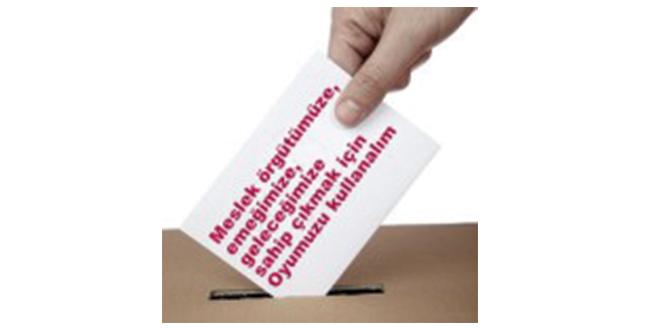 2014 – 2016 Dönemi Seçimli Genel Kurul ve Oda Organları Seçimi