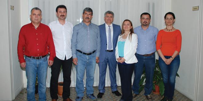 2014-2016 Adana Tabip Odası Seçim Sonuçlarına Göre Görev Alan Hekimlerimiz…