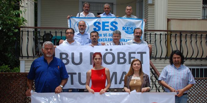 Torba Yasa Protesto