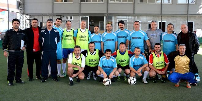 Adana Tabip Odası Futbol Turnuvası Başladı