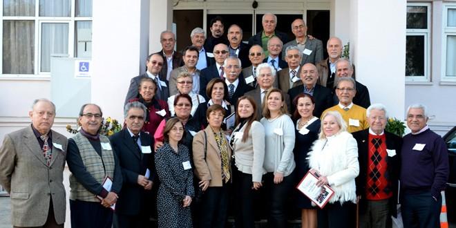 Emekli Hekimler Adana'da Biraraya Geldi