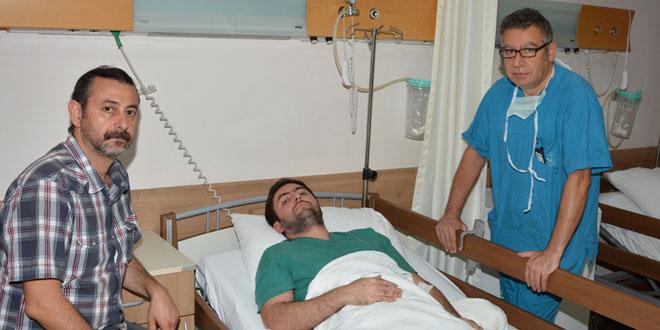 Adana'da Doktorun Kaburgalarını Kırdılar