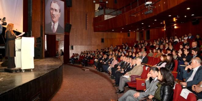14 Mart Tıp Haftası Açılış Töreni