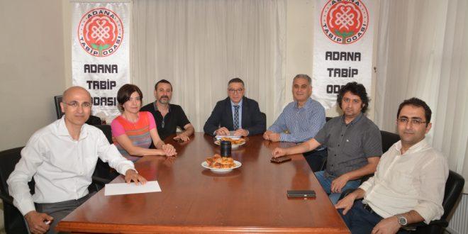 2016-2018 Adana Tabip Odası Seçim Sonuçlarına Göre Görev Alan Hekimlerimiz