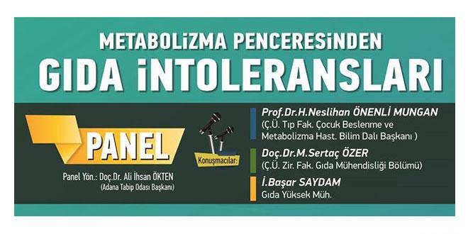 Panel – Metabolizma Penceresinden Gıda İntoleransları