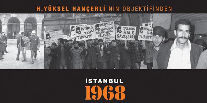 H. Yüksel HANÇERLİ'nin Objektifinden İstanbul 1968 Kitap Tanıtımı ve Sunumu