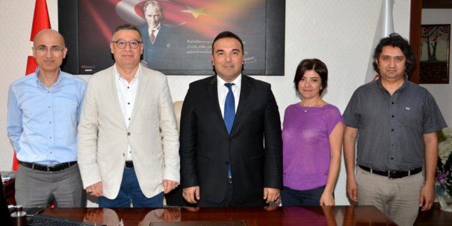 Prof. Dr. Osman Kürşat Arıkan Ziyareti