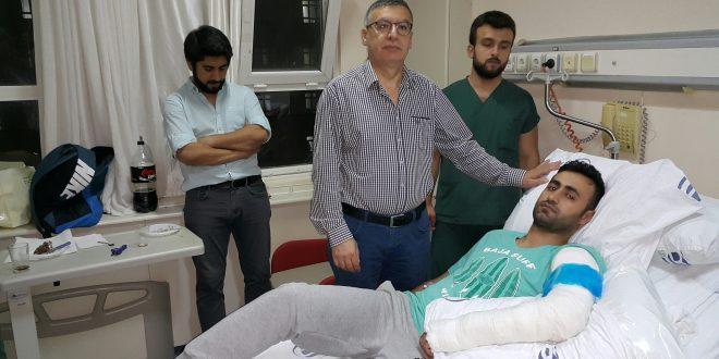 Şiddet Durmuyor…  Balcalı Hastanesinde Hasta, Asistan Hekimin Kolunu Kırdı
