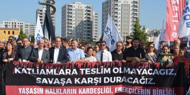 10 Ekim Ankara Katliamı – Basın Açıklaması