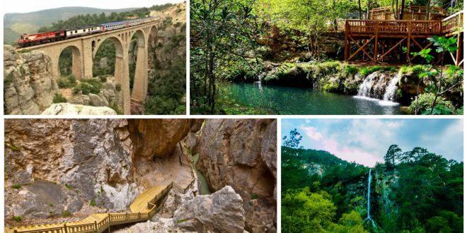 Kapıkaya Kanyonu – Yerköprü – Alman Köprüsü Doğa Yürüyüşü