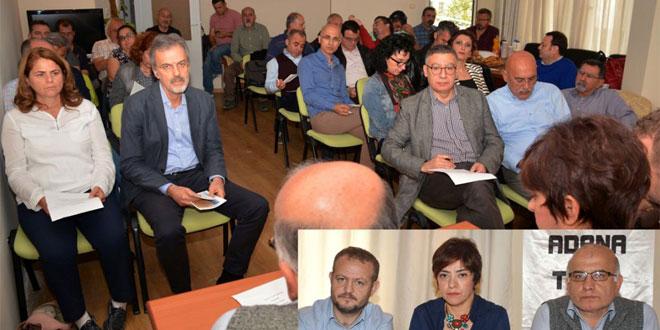 GİTO Toplantısı Adana'da Yapıldı