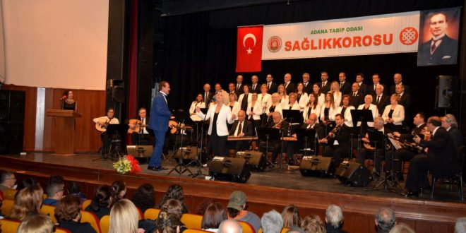 14 Mart Tıp Haftası Adana Tabip Odası Sağlık Korusu