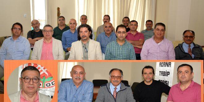 Adana Tabip Odası 2016-2017 Ara Genel Kurulu Yapıldı
