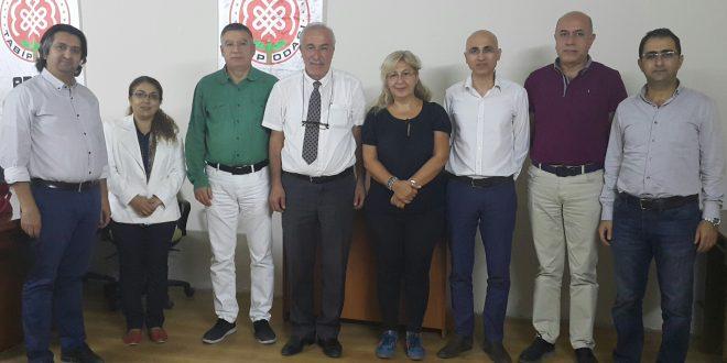 Atatürkçü Düşünce Derneği Adana Şubesinden Adana Tabip Odasına Ziyaret