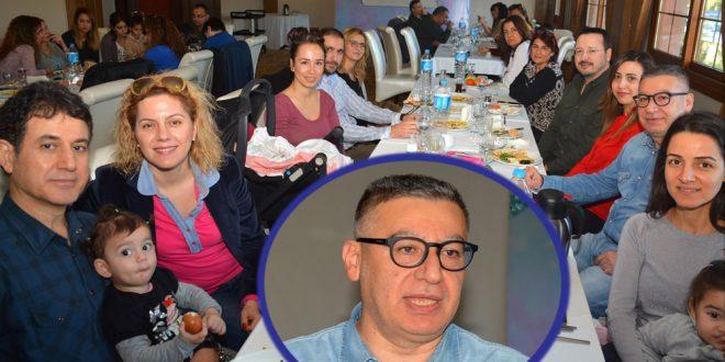 Adana Şehir Hastanesi Çalışanlarıyla Kahvaltıda Buluşuldu