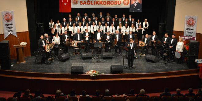 Sağlık Çalışanlarından Türk Sanat Müziği Konseri