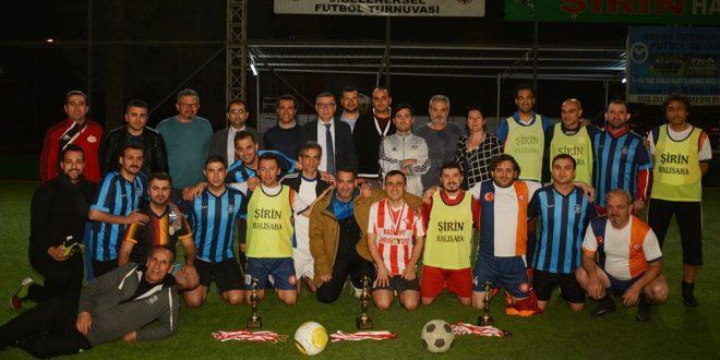 Adana Tabip Odası 9. Geleneksel Futbol Turnuvası sona erdi.