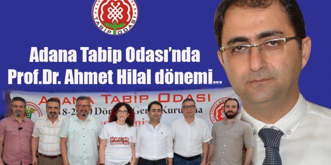 Adana Tabip Odası 2018 – 2020 Dönemi Seçimi 29 Nisan Pazar günü gerçekleştirildi.