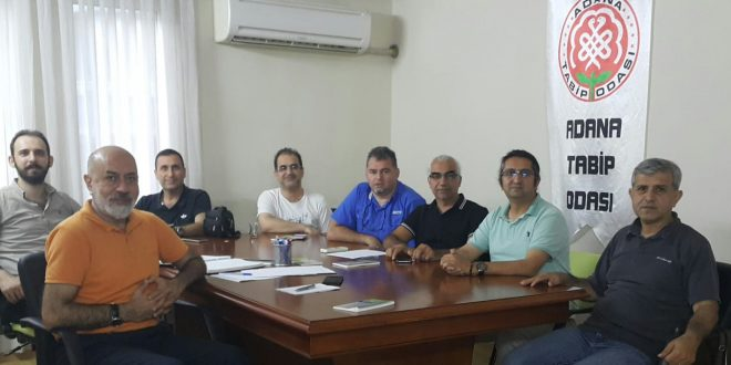 Adana Tabip Odasi Aile Hekimliği Komisyonu Sağlıkta Şiddeti Kınıyor