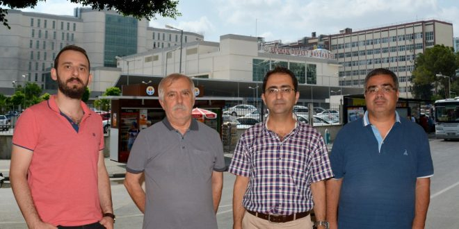 Seyhan Devlet Hastanesi Acil Serviste İnceleme