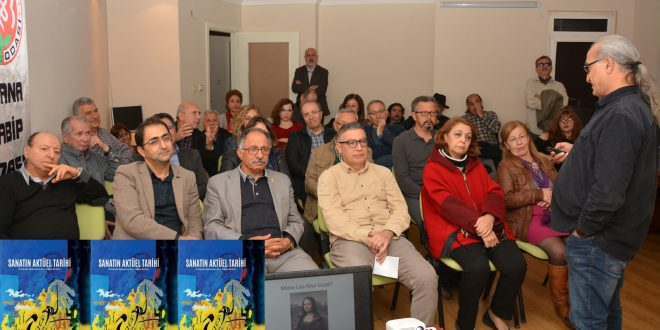 """""""İçimizden Biri"""" etkinliğinin Kasım ayı konuğu Dr. S. Haluk UYGUR oldu"""