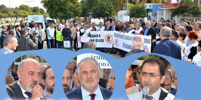 """""""Dr. Yaşar Ulutaş'ın yanındayız"""""""
