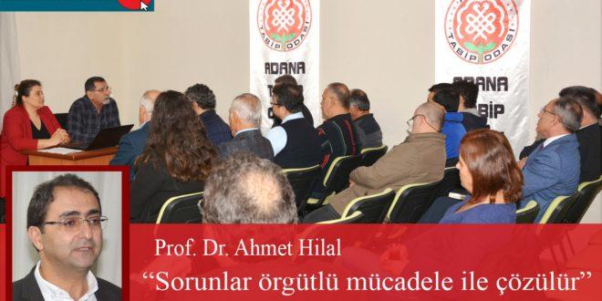 İşyeri Hekimlerinin Çalışma Süreleri ve Koşulları konulu Forum Gerçekleştirildi