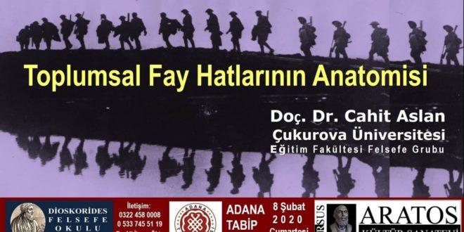 DİOSKORİDES FELSEFE OKULU-4. DERS TOPLUMSAL FAY HATLARININ ANATOMİSİ