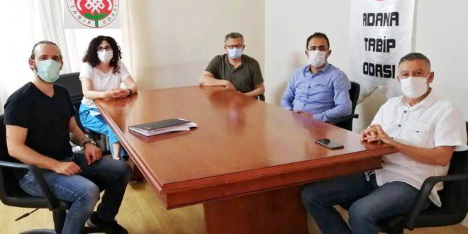"""""""ADANA'DA SALGIN ÖNCESİ DÖNEME DÖNÜLDÜ"""""""