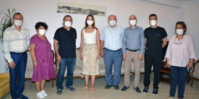 Çukurova Gazeteciler Cemiyeti ve Adana Tabip Odası Yönetim Kurulu Pandemi ile Mücadelede Ortak Çalışma Kararı Aldı.