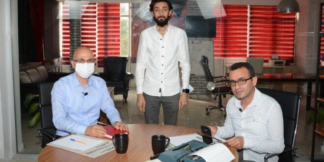Dr. Selahattin Menteş #BirbuçukTV ekranına konuk oldu.