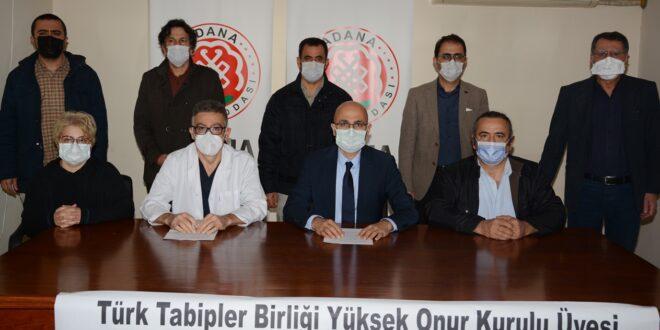 "Uzm. Dr. Menteş, ""Dr. Şeyhmus Gökalp serbest bırakılsın"""