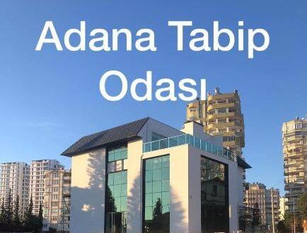 Adana Tabip Odası Yeni Hizmet Binası hk.