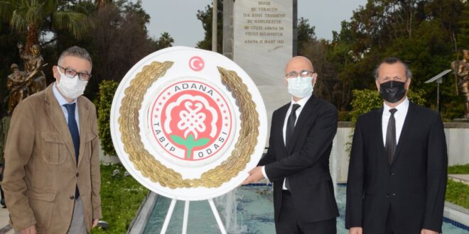 '14 Mart Tıp Bayramı' Kutlandı