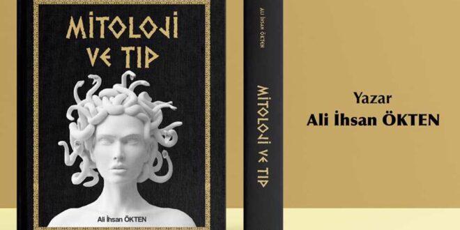 Adana Tabip Odası önceki Başkanlarından, TTB 2.Başkanı Doç. Dr. Ali İhsan Ökten'in son kitabı '' Mitoloji ve Tıp'' kitabı çıkmış olup geliri Tabip Odamıza kalmak üzere 100 adet bağışlamıştır.