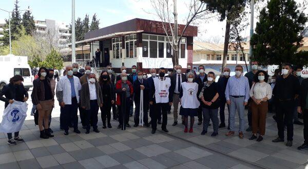 Dr. Ersin Arslan Ölümünün Dokuzuncu Yılında Birçok İlde Anıldı: Sağlıkta Şiddet Sona Ersin!