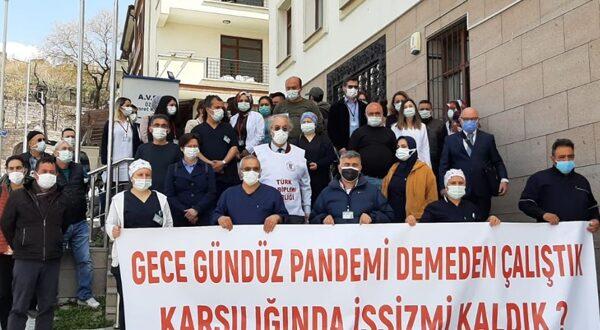 Verem Savaş Derneği Prof. Dr. Nusret Karasu Göğüs Hastalıkları Hastanesi Kapatılamaz!
