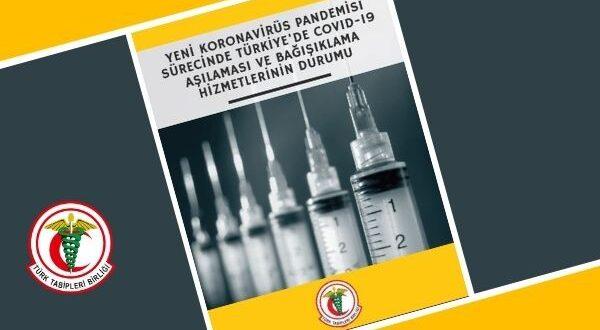 COVID-19 Aşısı ve Bağışıklama Raporu Yayımlandı