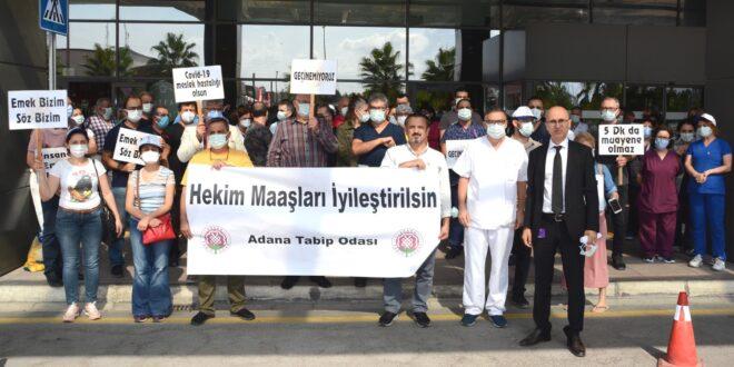 """Uzm. Dr. Menteş, """"Hekimler artık yurtdışında göçmen doktor olmayı tercih ediyor"""""""