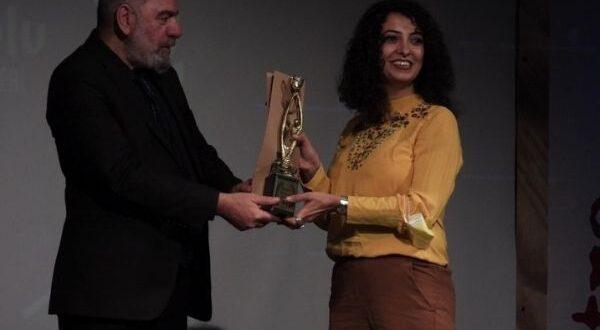 7. Uluslararası Anadolu Tiyatro Ödülleri'nde TTB'ye Özel Onur Ödülü Verildi